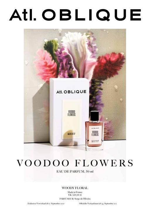 Atelier Oblique Voodoo Flowers TXT