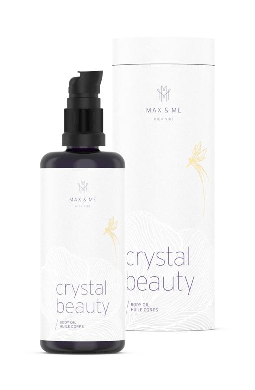 Max and Me Bodyoil Crystal Beauty