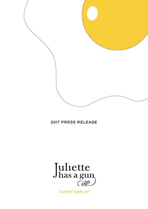 Juliette has a Gun Sunny Side Up TXT