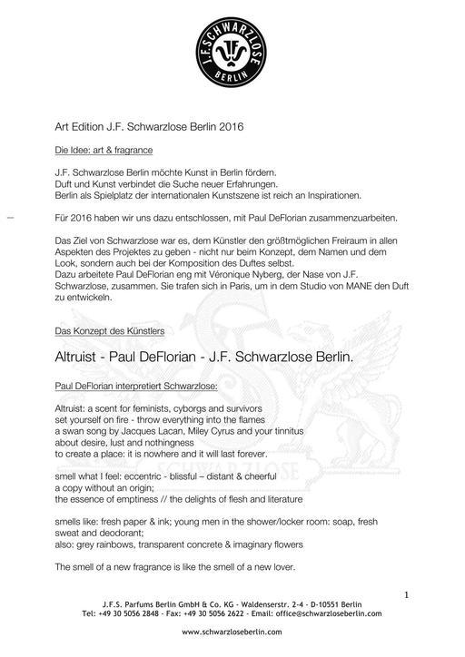 J  F  Schwarzlose Berlin Altruist TXT