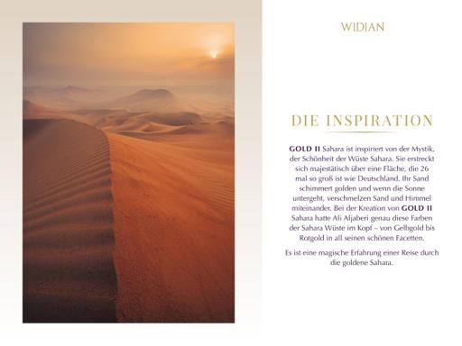 Widian Gold II Sahara TXT